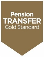 Pension transfer gold standard logo