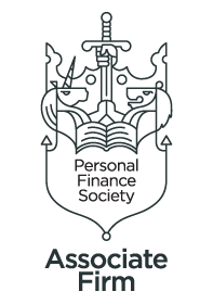 Associate Firm with the Personal Finance Society logo